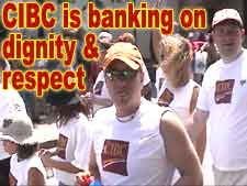 CIBC is banking on dignity & respect with support for gay marriage.