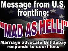 "Message from U.S. frontline:  ""Mad as hell!"""