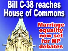 Bill C-38 reaches House of Commons